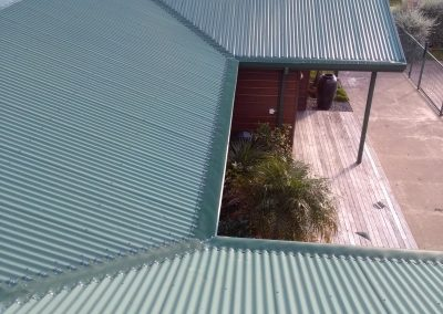 corrugated-install-four-seasons-gutter-protection-nz